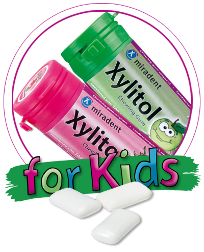 Xylitol Chewing Gums Kids