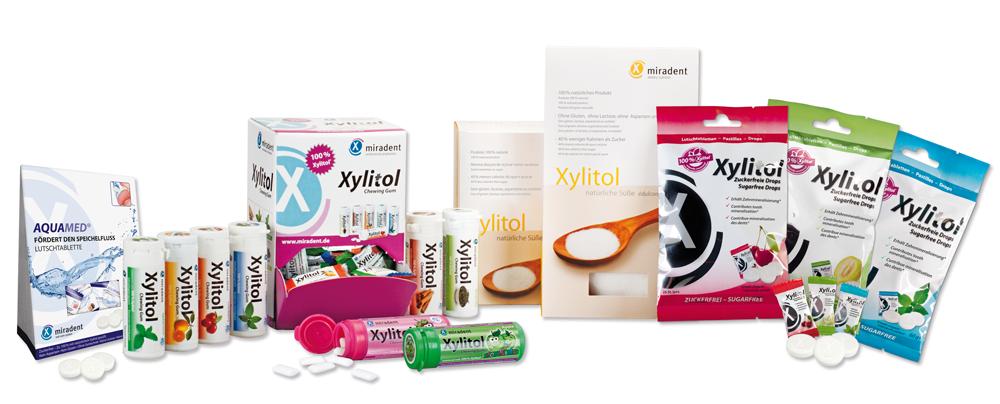 Xylitol Produkte